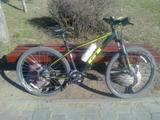 Продам велосипед хорошем рабочем состоянии бу