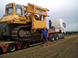 Аренда трала из\в Омск от 20 до 250 тонн